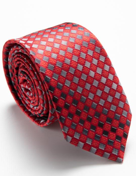 Галстуки мужские (красные,розовые)