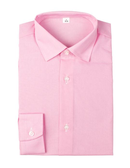 Сорочка мужская ( бледно-розовая)